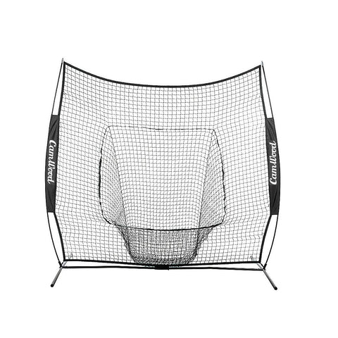 CamWood Big Mouth Hitting Net (7' x 7')