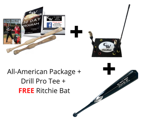 All-American Package + FREE Ritchie + Drill Pro Tee