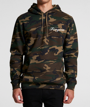 Load image into Gallery viewer, Forgivn Camo Hoodie