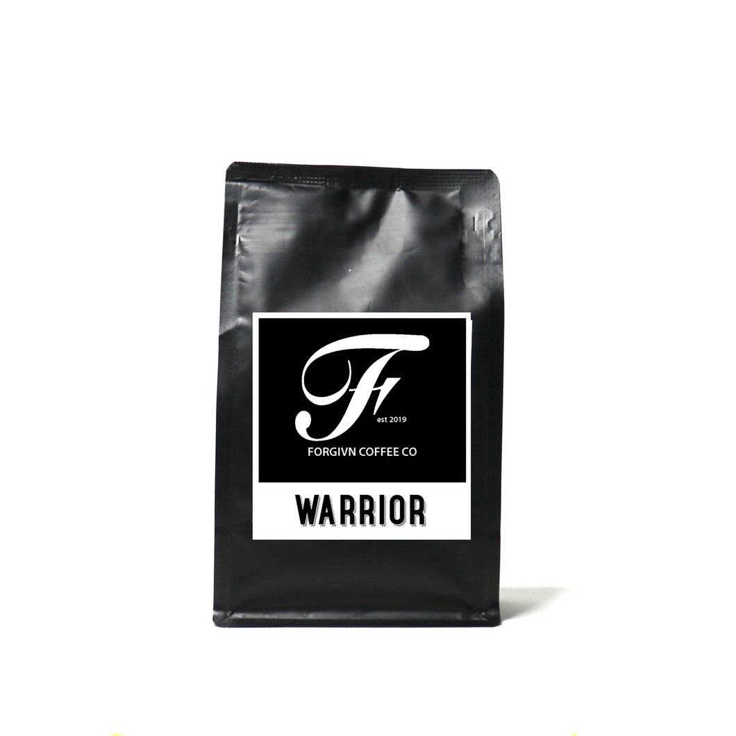 Forgivn Warrior Coffee