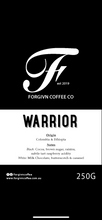 Load image into Gallery viewer, Forgivn Warrior Coffee