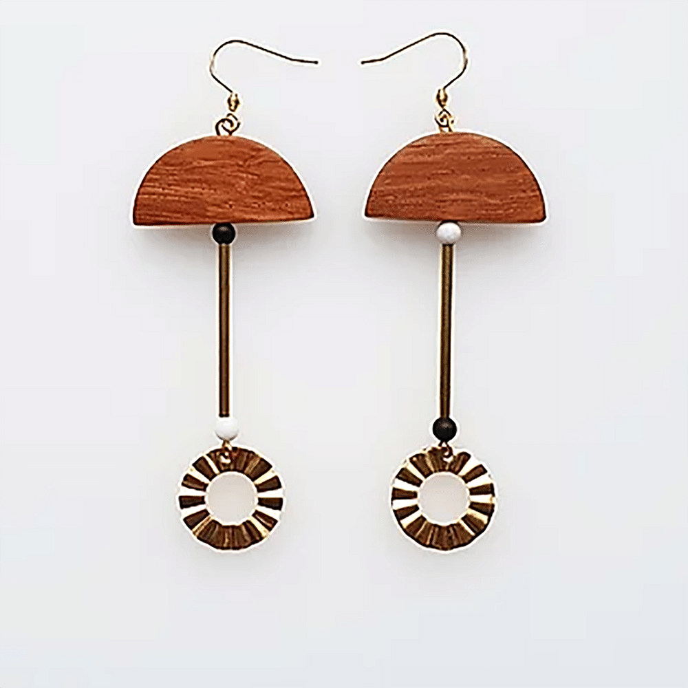 Fred & Ginger Earrings