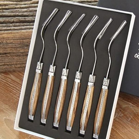 Forks Rosewood - set of 6