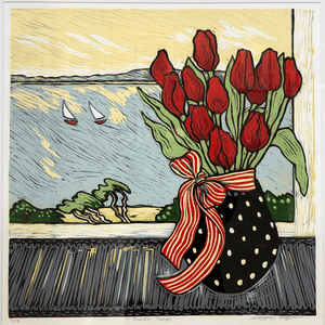 Julie's Tulips - Gerry Knight