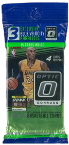 2018/19 Panini Donruss Optic Basketball Cello Multi Pack