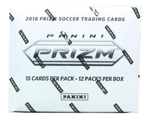 2018 Panini Prizm World Cup Fat Pack Box