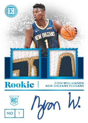 *HIT DRAFT* 2019/20 Panini Encased Basketball Hobby Box *HIT DRAFT* #9 (4 SPOTS)
