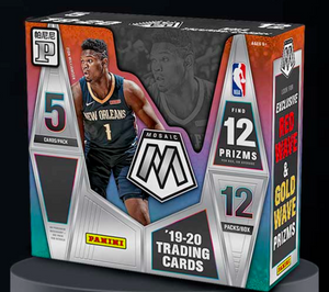 *CHINA TMALL* 2019/20 Panini Mosaic Tmall Edition Basketball Hobby Box