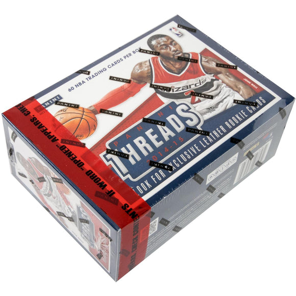 2014/15 Panini Threads Premium Basketball Box