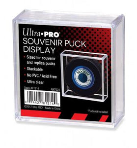 Ultra Pro Souvenir Puck Holder
