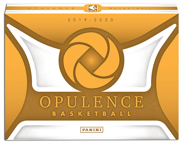 2019-20 Panini Opulence Basketball Hobby Personal Box Break