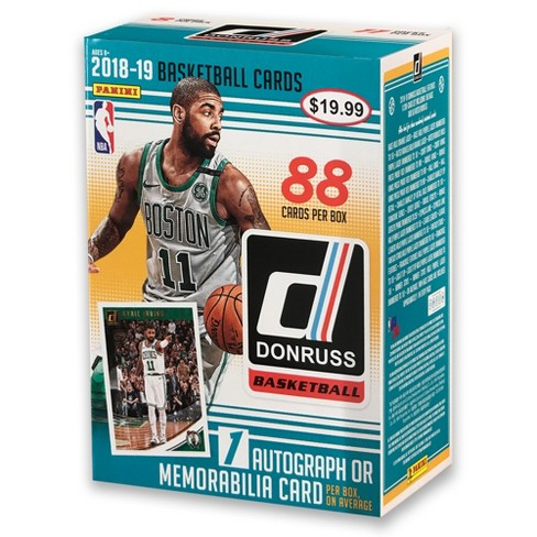2018/19 Panini Donruss Basketball Blaster Box