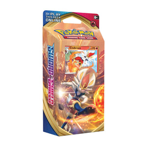 Pokémon TCG: Sword & Shield Cinderace Theme Deck SHIPPED SEALED OR PICKUP ONLY
