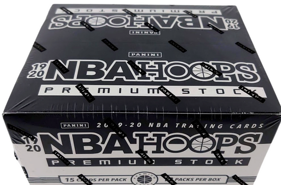 2019/20 Panini NBA Hoops Premium Stock Basketball Multi-Pack Box
