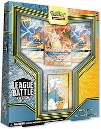 Pokémon TCG: Reshiram & Charizard-GX League Battle Deck SHIPPED SEALED OR PICKUP ONLY