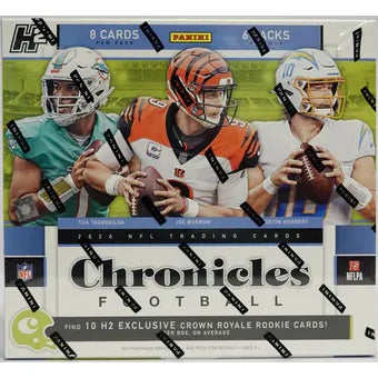 2020 Panini Chronicles Football H2 HYBRID Box