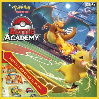 Pokemon Battle Academy Box SHIPPED SEALED OR PICKUP ONLY