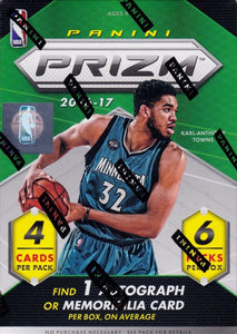 *JAMAL MURRAY POSSIBLE RC'S* 2016-17 Panini Prizm Blaster Box Personal Break