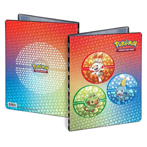ULTRA PRO BINDER: SWORD & SHIELD - GALAR STARTERS
