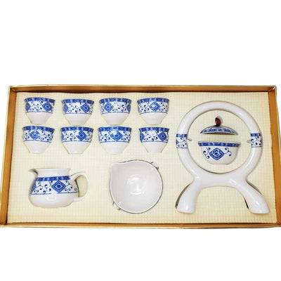 Authentic Loose Tea Gift Set - White
