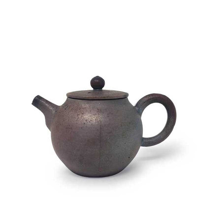Duke Wood-fired Teapot