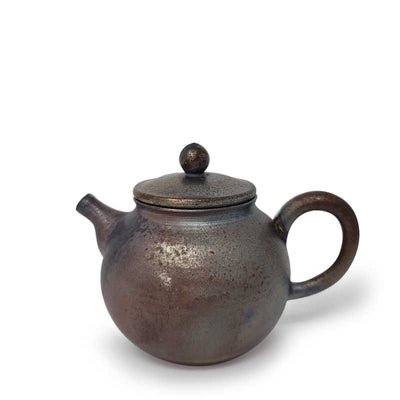 Noble Wood-fired Teapot