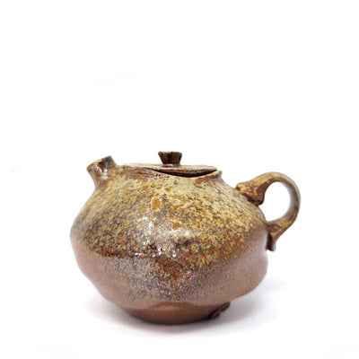 Rock Cliff Wood-fired Teapot