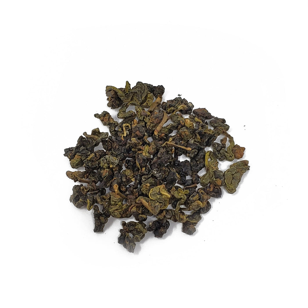 Zhushan Oolong Tea