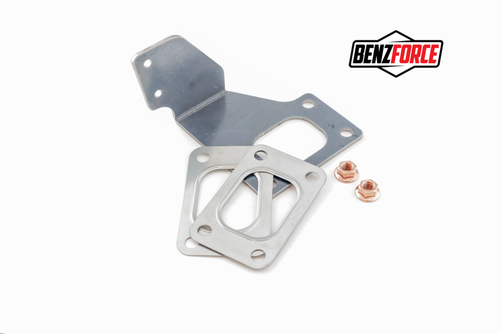 om617 HE221 (T25) Installation Kit for Holset Turbos