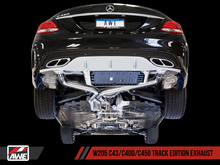 Load image into Gallery viewer, AWE Track to Touring Conversion Kit for Mercedes-Benz W205 AMG C43 / C450 / C400