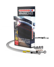 Load image into Gallery viewer, Goodridge 34002 03-04 Mercedes E320/E500/E55 / 06+ E350 W211 Chassis SS Brake Lines