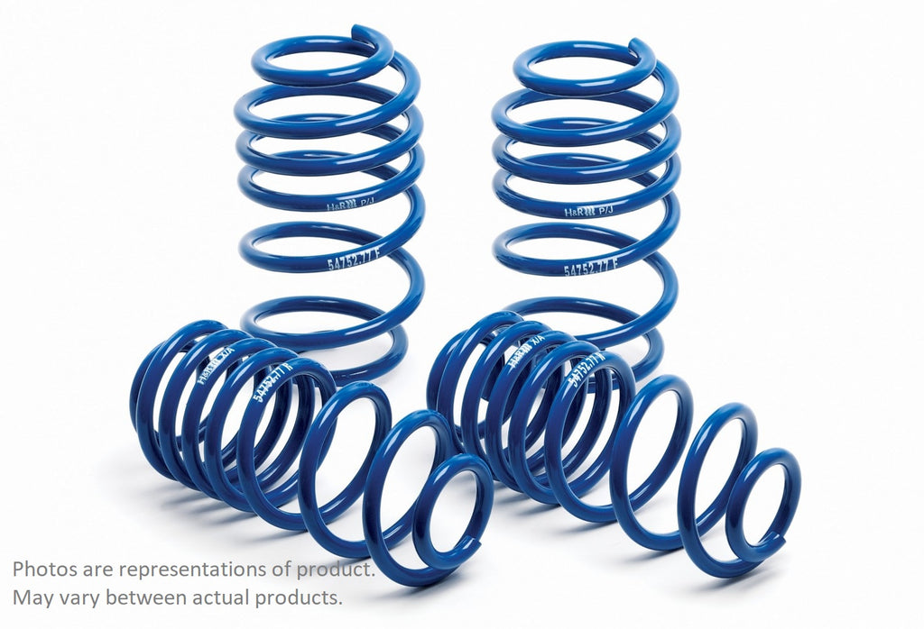 H&R 23011-5 HR VTF Adj Lowering Springs