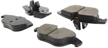 Load image into Gallery viewer, PosiQuiet 10-12 Mercedes GLK300 / 13-15 Mercedes GLK250/GLK350 Premium Ceramic Rear Brake Pads