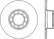 Load image into Gallery viewer, StopTech 8/79-85 Mercedes Benz 230 (W123) Front Slotted Right CRYO-STOP Rotors