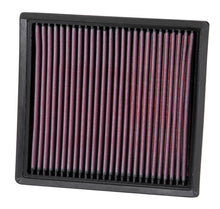 Load image into Gallery viewer, K&N 33-2996 Replacement Air FIlter 12-13 Mercedes Benz A180/A200/A220/B180/B200/B220