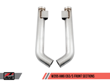 Load image into Gallery viewer, AWE SwitchPath™ Exhaust System for Mercedes-Benz W205 AMG C63/S Sedan - Non-Dynamic (no tips)