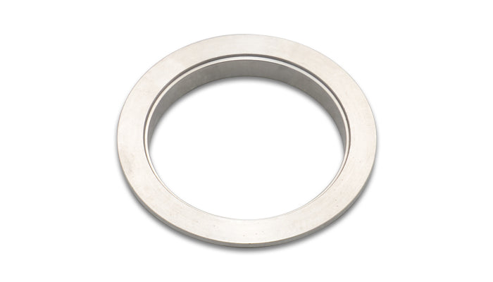 Vibrant Stainless Steel V-Band Flange for 1.5in O.D. Tubing - Female