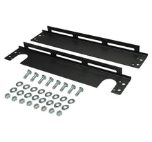 Load image into Gallery viewer, Stacked Plate Cooler Full Length Mounting Bracket Kit