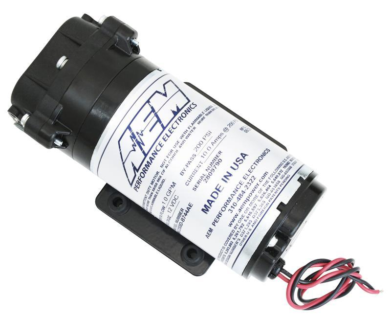 AEM V2 Water/Methanol Injection Kit Includes: Multi Input Controller For Over 40psi, No Tank.