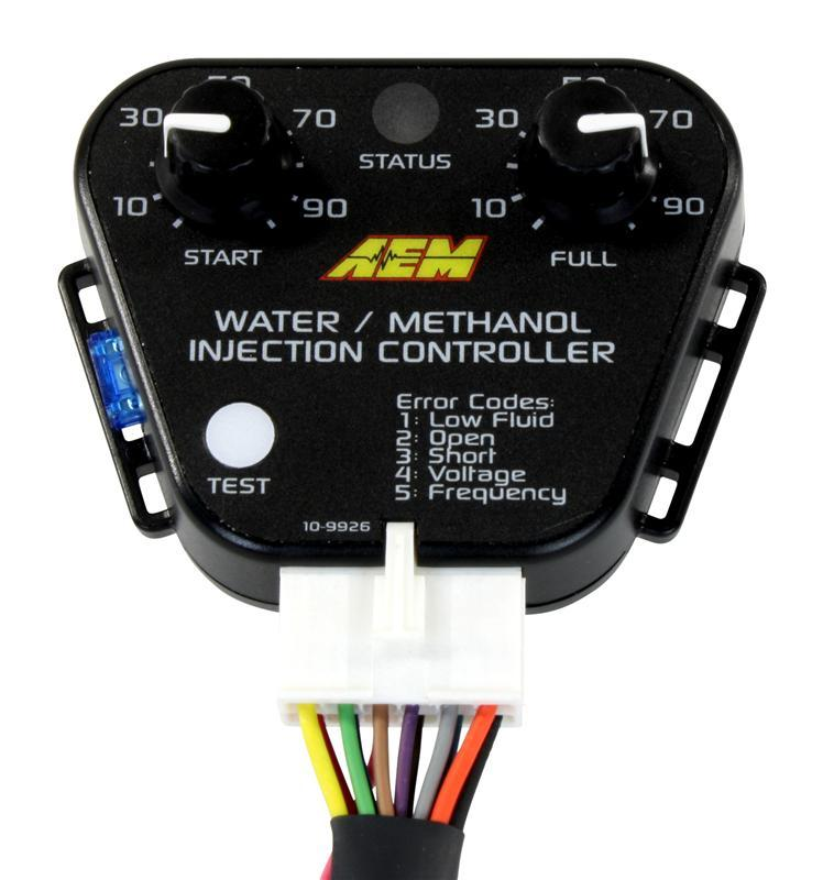 AEM V2 Water/Methanol Injection Kit Includes: Multi Input Controller For Over 40psi
