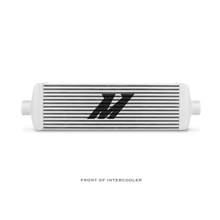 Load image into Gallery viewer, MISHIMOTO UNIVERSAL RACE EDITION INTERCOOLER J-LINE (Silver)