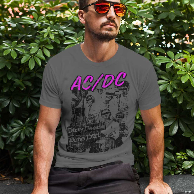 AC/DC Dirty Deeds Done Dirt Cheap T-shirt