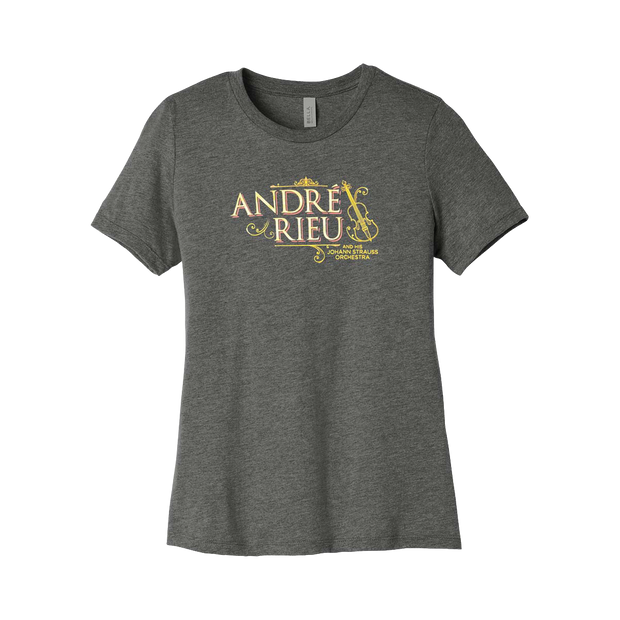 ANDRÉ RIEU Violin Ladies Tee
