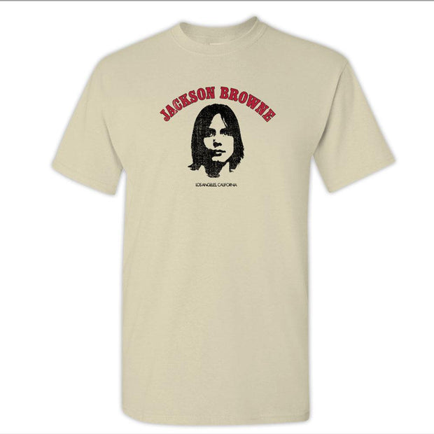 JACKSON BROWNE (Saturate Before Using) Album T-Shirt