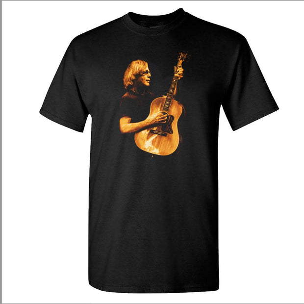 JACKSON BROWNE Guitar Band Hawaii T-Shirt