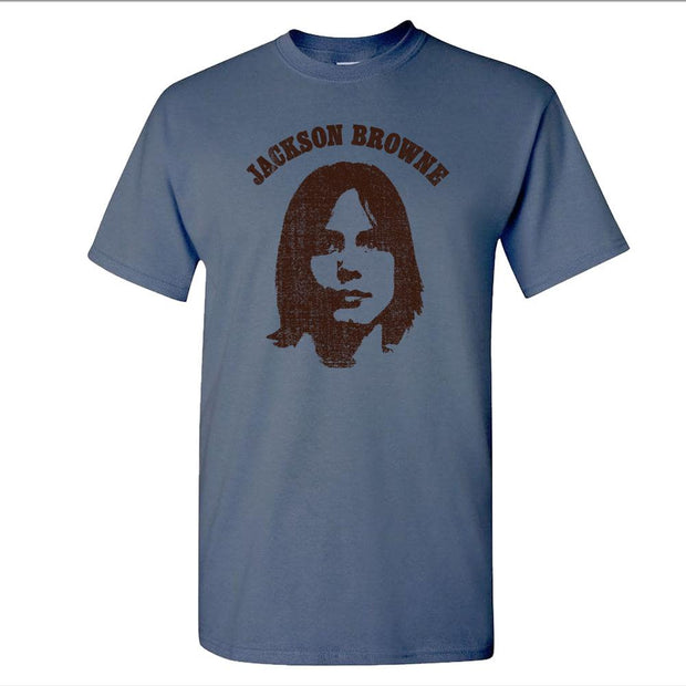 JACKSON BROWNE Saturate Denim T-Shirt