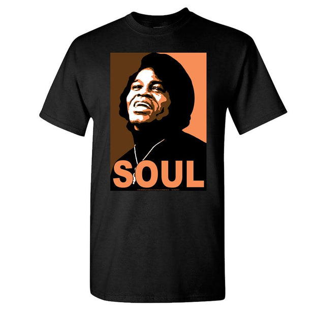 JAMES BROWN Soul T-Shirt