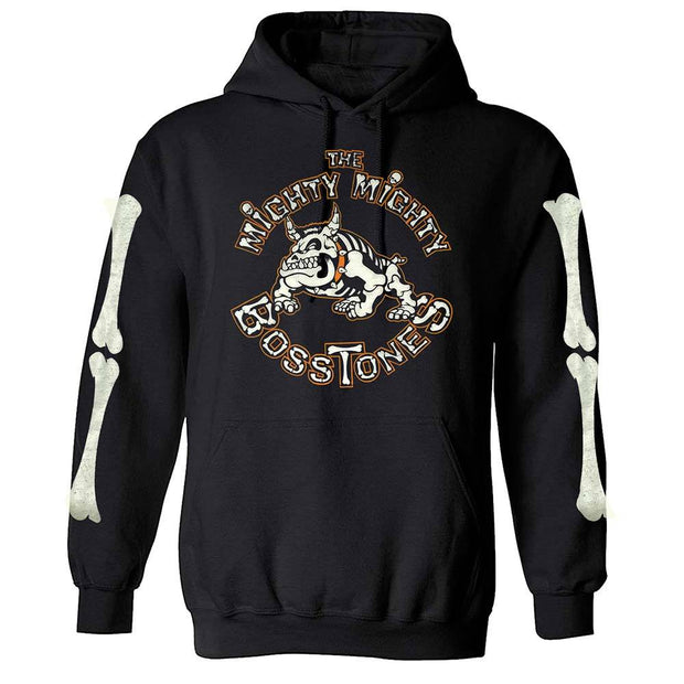 MIGHTY MIGHTY BOSSTONES Halloween Skeleton Pullover