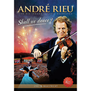 ANDRÉ RIEU Shall We Dance Live DVD
