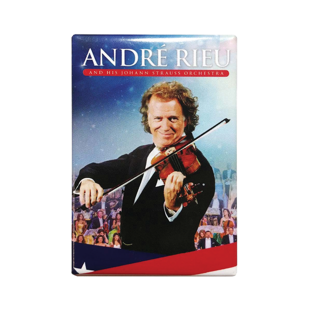 ANDRÉ RIEU Photo Magnet